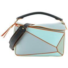 Loewe Puzzle Bag Leather Medium