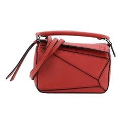 Loewe Puzzle Bag Leather Mini