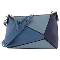 Loewe Puzzle Pochette Bag Leather Mini