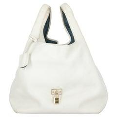 Loewe Women  Shoulder bags White Leather