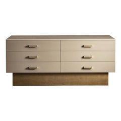 Loft 6-Drawer Dresser by Daytona