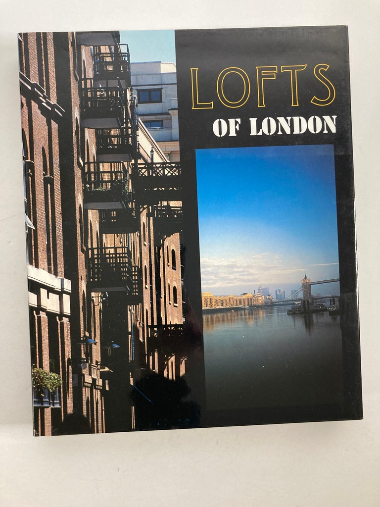 Lofts of Paris, Anvers, London, Amsterdam Books For Sale 6