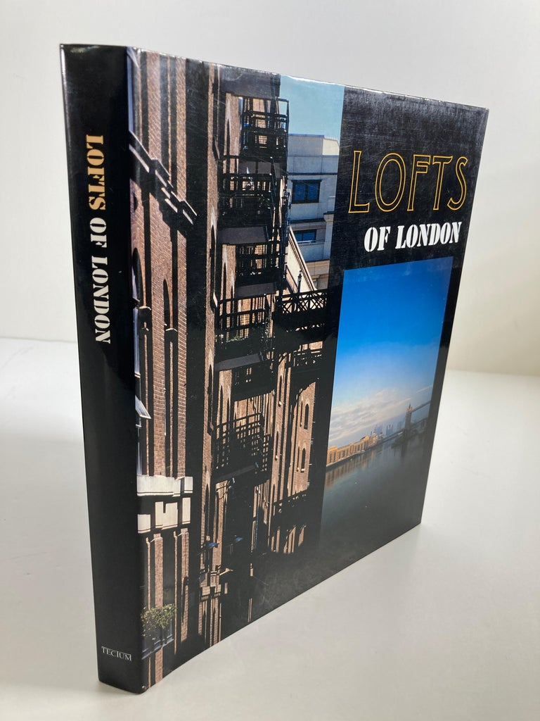 Lofts of Paris, Anvers, London, Amsterdam Books For Sale 9