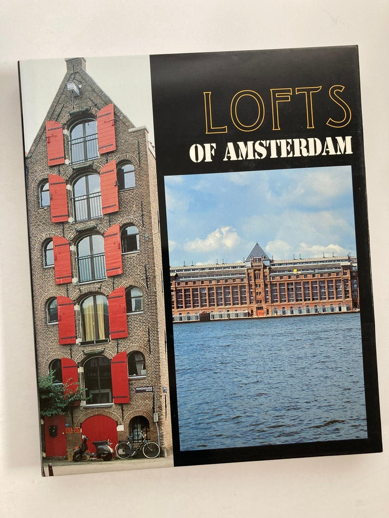 Lofts of Paris, Anvers, London, Amsterdam Books For Sale 1