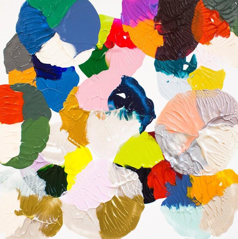 Logan Ledford I Really Dont Like Chaos 3 Painting Im Angebot