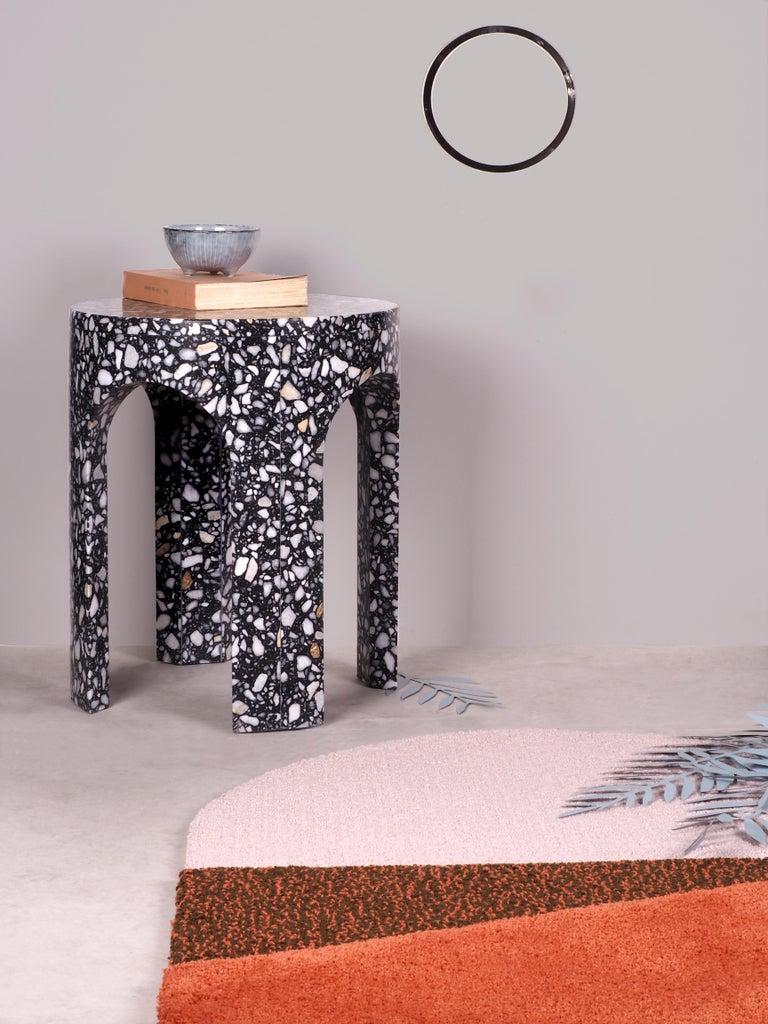 Loggia Terrazzo Side Table In New Condition For Sale In Collonge Bellerive, Geneve, CH