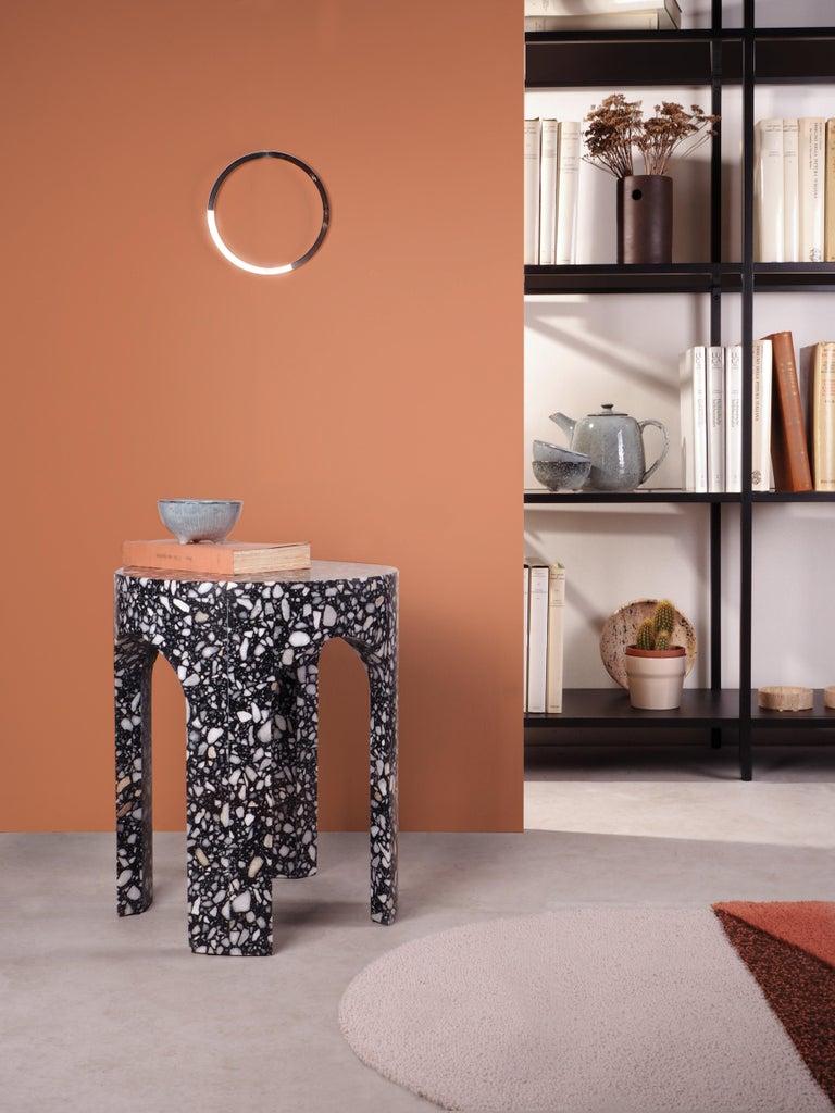 Loggia Terrazzo Side Table For Sale 1