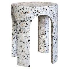 Loggia Terrazzo Side Table
