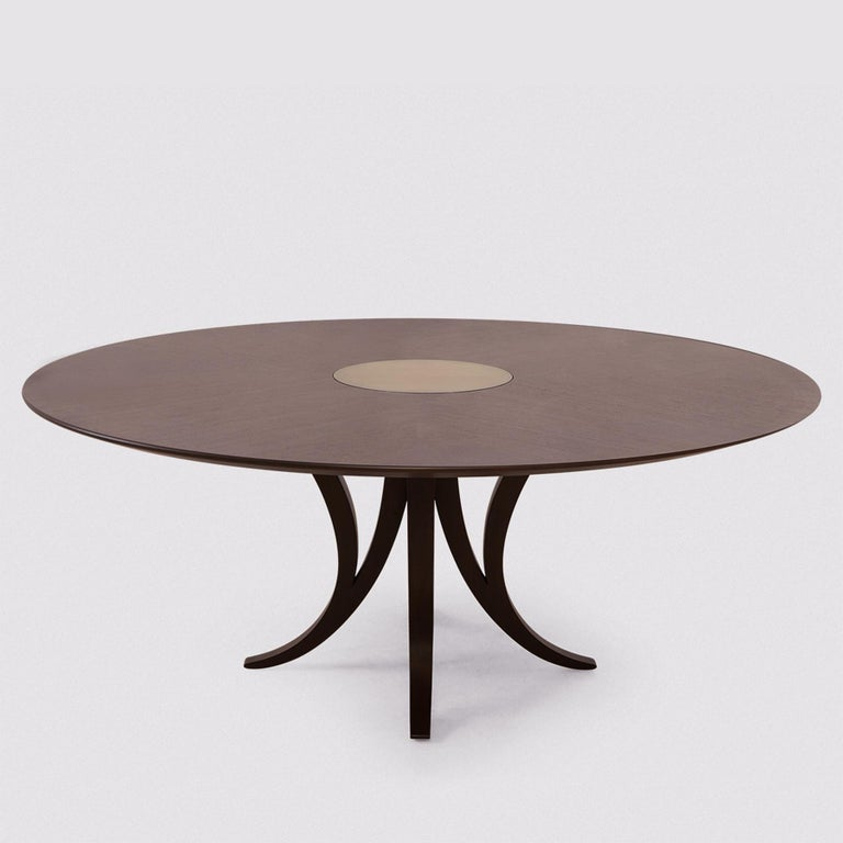 Logical Round Table In New Condition For Sale In Paris, FR