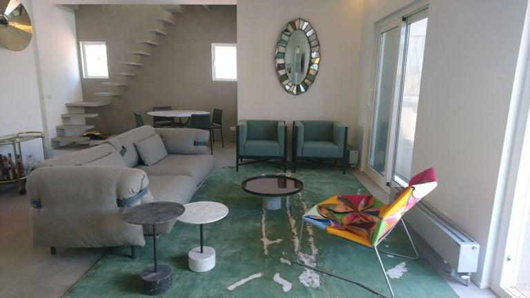 Loka Armchair Beech, Comfortable Design Upholstery Modern Style For Sale 7