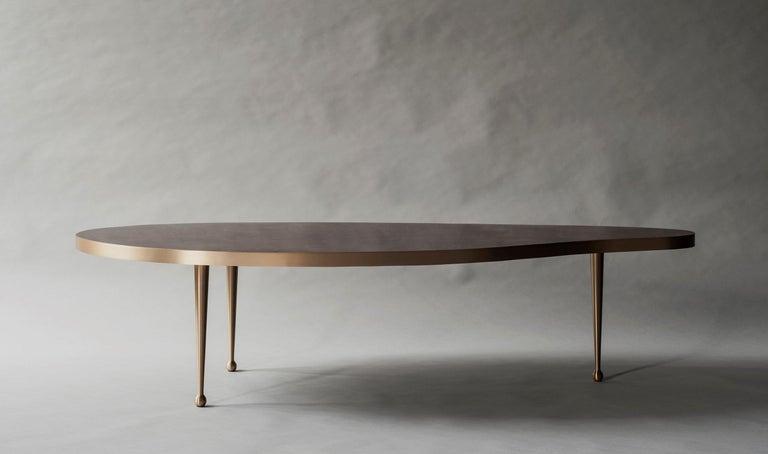 Modern Lola Coffee Table by DeMuro Das For Sale