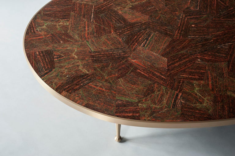 Lola Coffee Table by DeMuro Das In New Condition For Sale In Geneve, CH