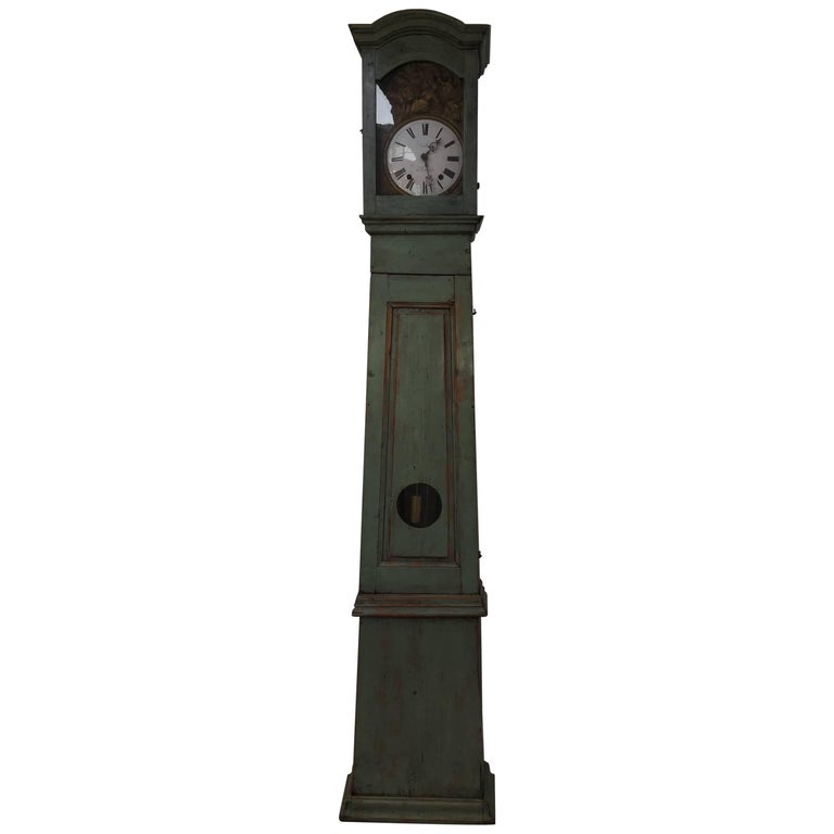 Lombard Au Cuzoul Grandfather Clock For Sale At 1stdibs