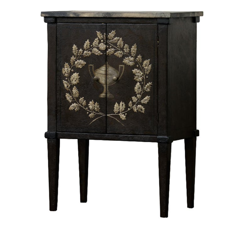 Lombardia Nightstand In New Condition For Sale In Milan, IT