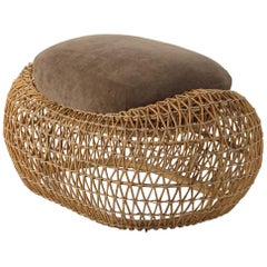 Lombok Stool or Footrest Indoor or Outdoor