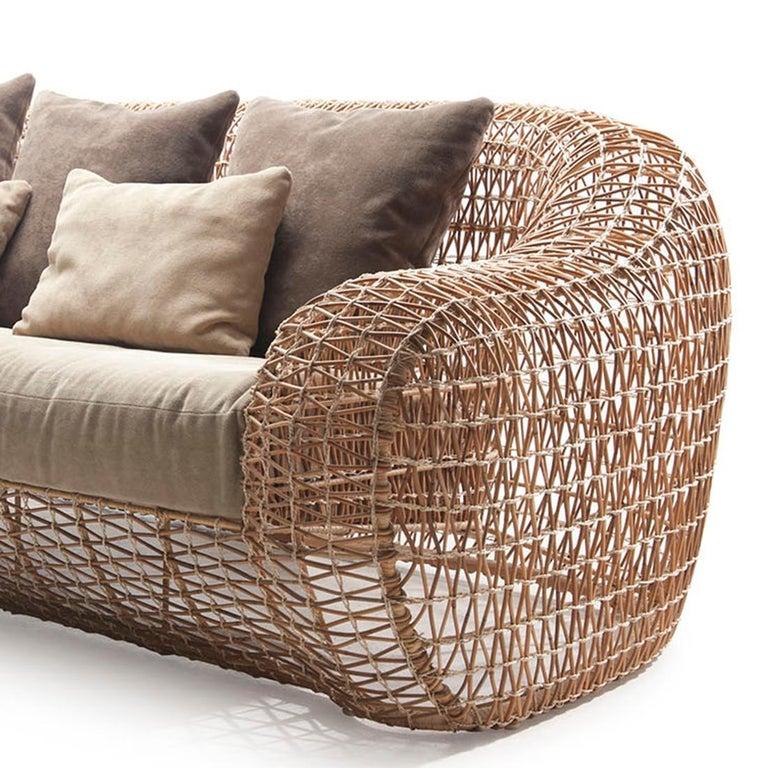 Philippine Lombok Big Sofa or Medium Sofa Indoor or Outdoor For Sale