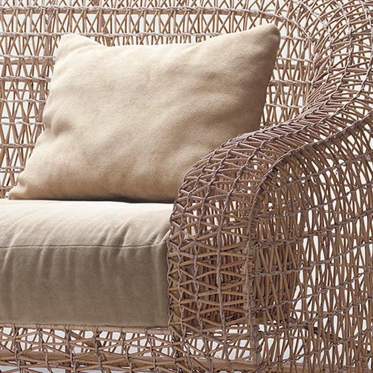 Lombok Big Sofa or Medium Sofa Indoor or Outdoor For Sale 1