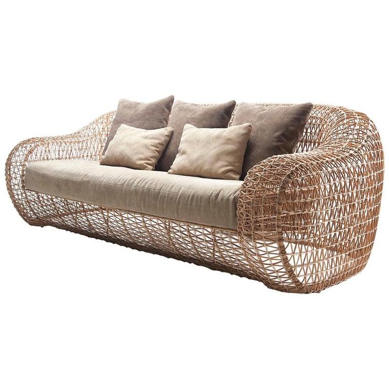 Lombok Big Sofa or Medium Sofa Indoor or Outdoor For Sale