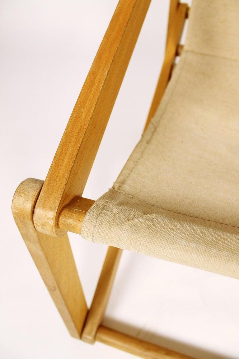 London Folding Chair Günter Sulz, Germany, 1971 For Sale 4