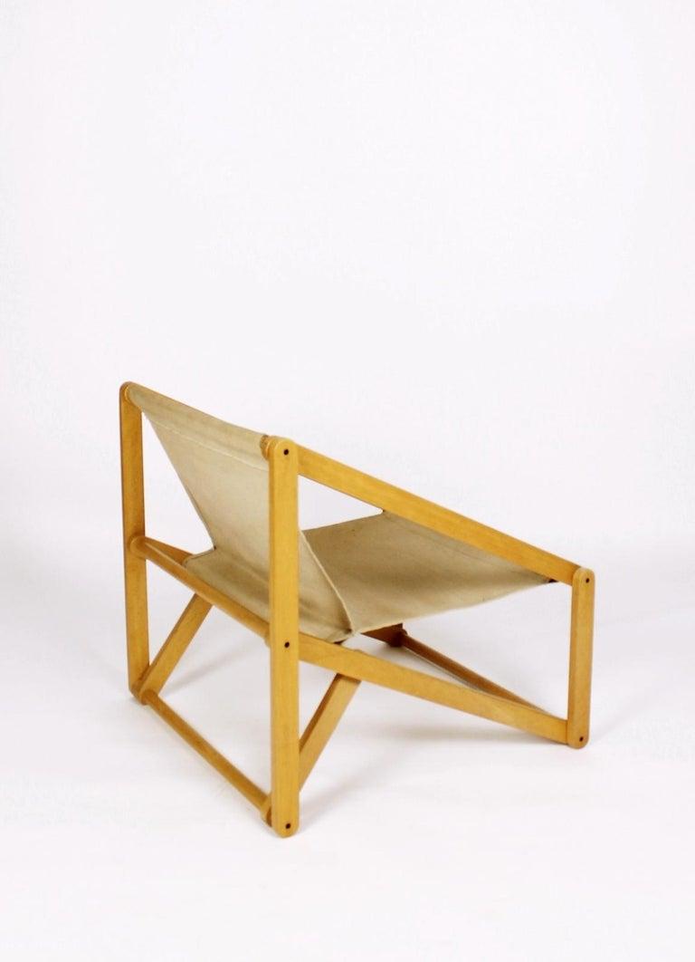 London Folding Chair Günter Sulz, Germany, 1971 For Sale 1
