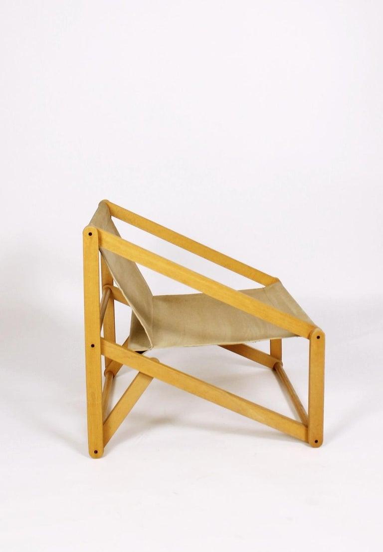 London Folding Chair Günter Sulz, Germany, 1971 For Sale 2