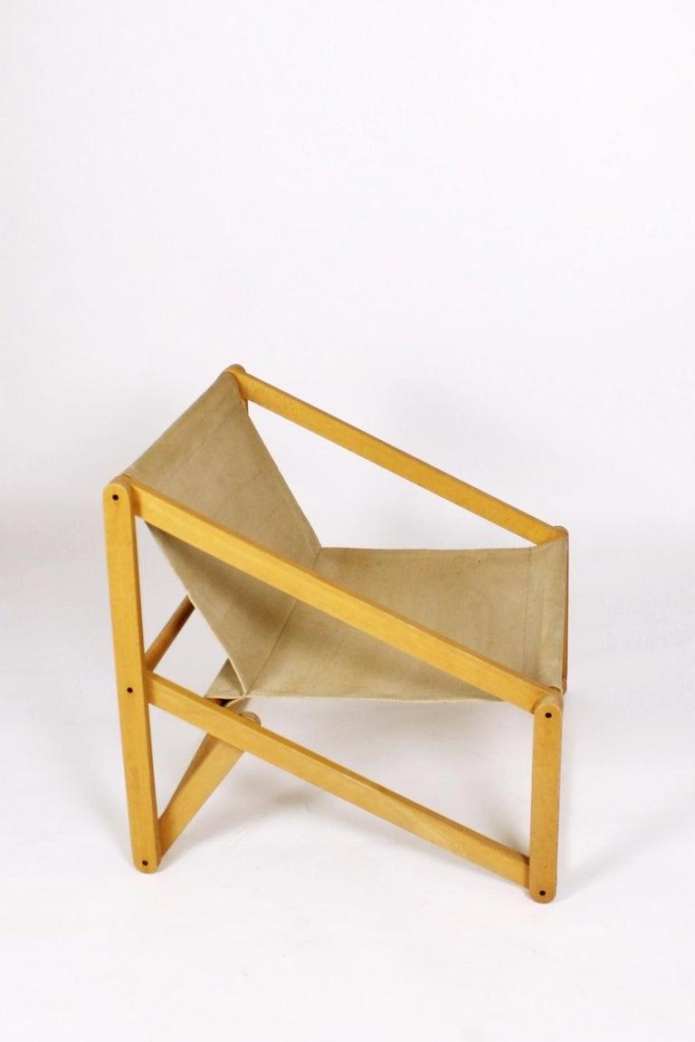London Folding Chair Günter Sulz, Germany, 1971 For Sale 3