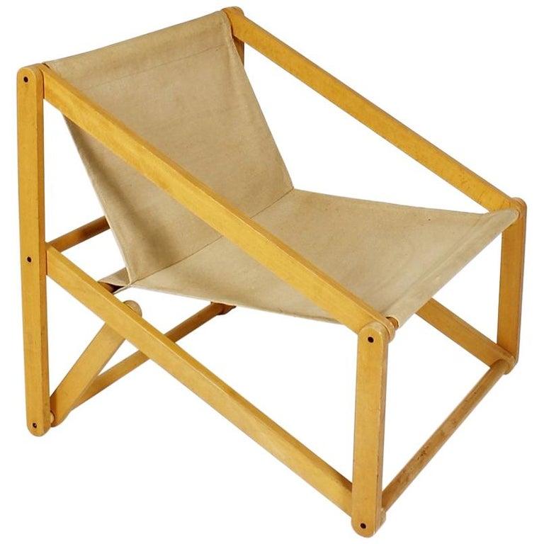 London Folding Chair Günter Sulz, Germany, 1971 For Sale