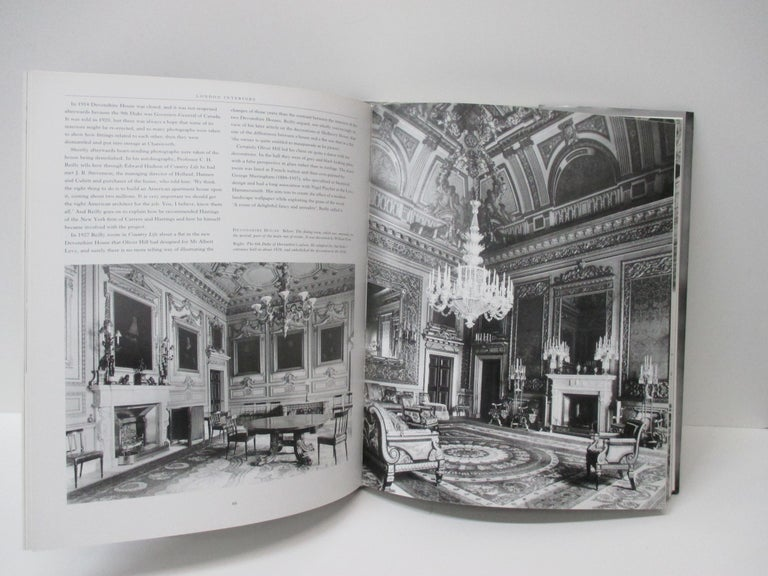 London interiors hardcover decoration book London's historic houses and domestic interiors have suffered greater loss and change than most of their Provincial counterparts due to political and social change, war, and a tradition of continuous
