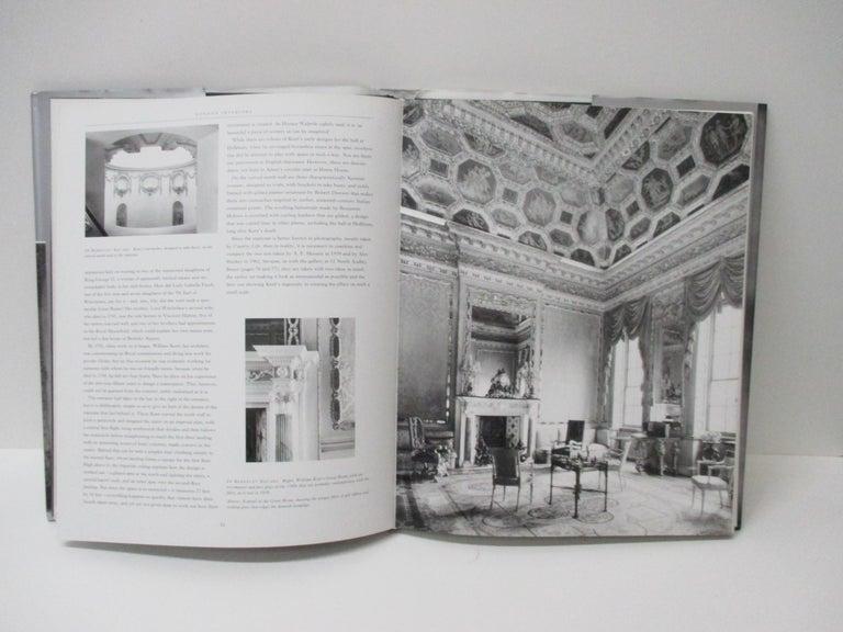 Regency London Interiors Hardcover Decoration Book For Sale
