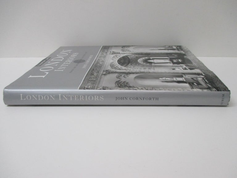London Interiors Hardcover Decoration Book In Good Condition For Sale In Oakland Park, FL