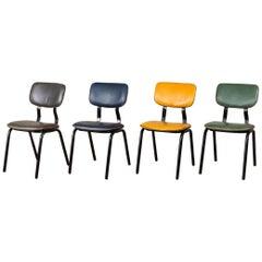 London Modern Dining Chairs, 20th Century