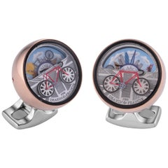 Deakin & Francis London Moving Scene Cufflinks