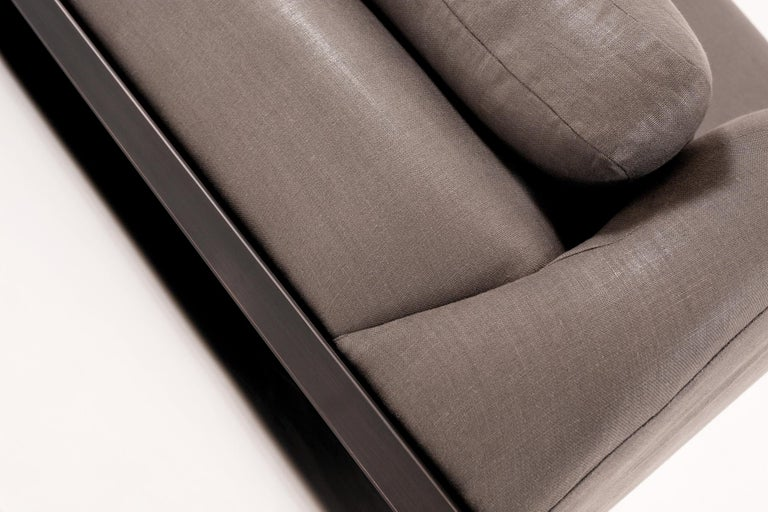 Mid-Century Modern London Sofa For Sale