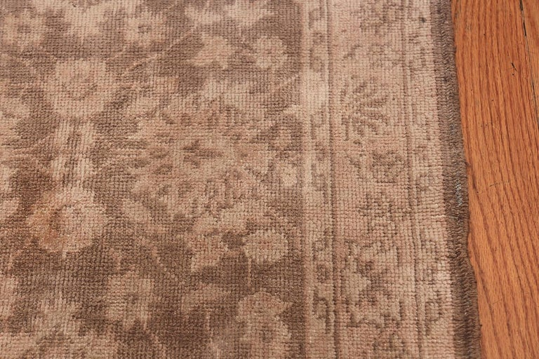 20th Century Long and Narrow Vintage Turkish Sivas Runner For Sale