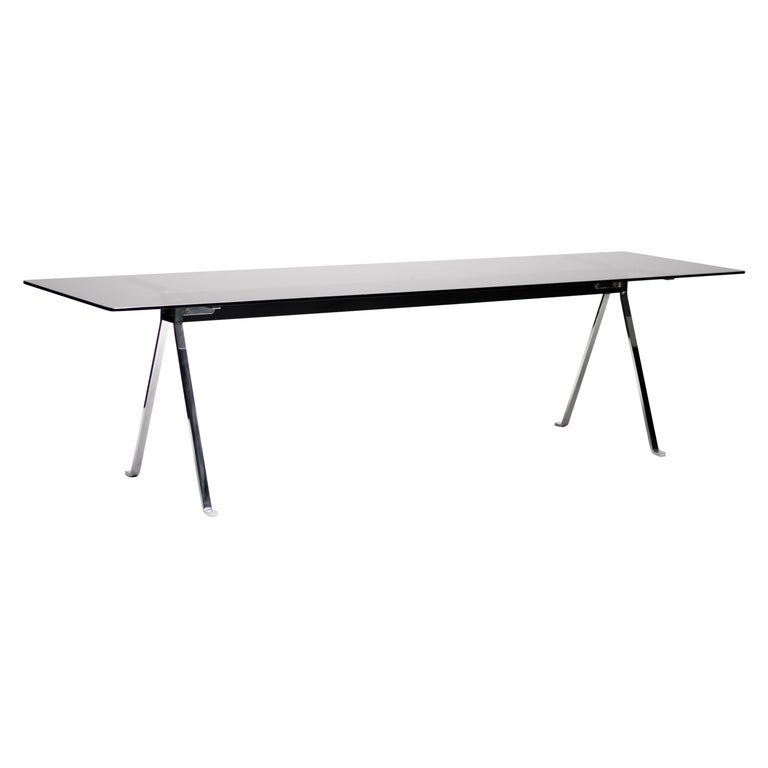 "Long ""Brother"" Table by Enzo Mari For Sale"