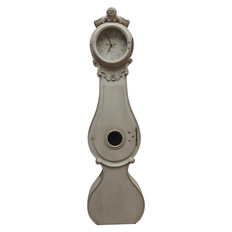 Long Case Swedish Mora Clock
