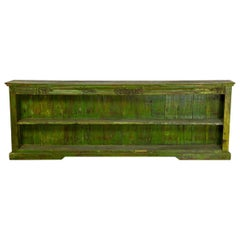 Long Green Detailed Display Unit, 20th Century