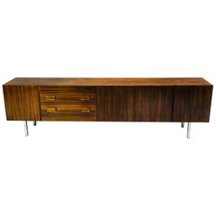 Long Midcentury Danish Sideboard