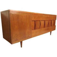 Long Midcentury Martinsville Dresser