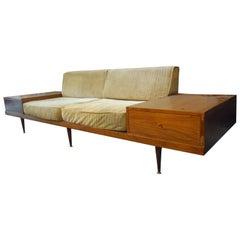 Long Midcentury Sofa