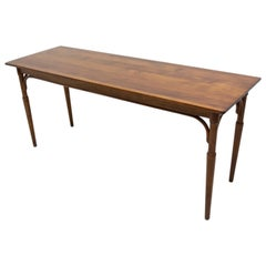 Long Occasional Coffee Table in the Thonet Style, 1920s, Bohemia