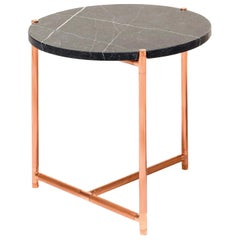 Long Playing Low Side Table by Alberto Colzani