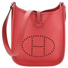 Long Strap Evelyne Crossbody Bag Epsom TPM