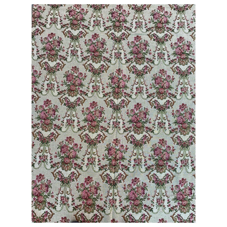 Long Vintage Tissue for Upholstery