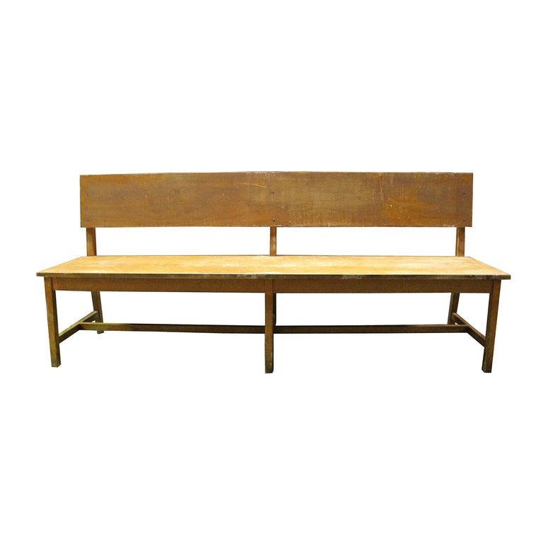 Wondrous Long Wooden Bench Lamtechconsult Wood Chair Design Ideas Lamtechconsultcom