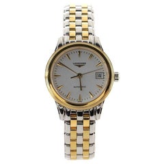 Longines Classic Flagship Automatic Watch PVD and Stainless Steel 30