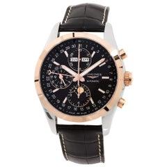 Longines Conquest Calendar Chronograph Men's Watch 27985523