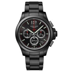 Longines Conquest V.H.P. Chronograph Men's Watch 37172566