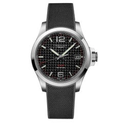 Longines Conquest V.H.P. Stainless Steel Men's Watch 37164669