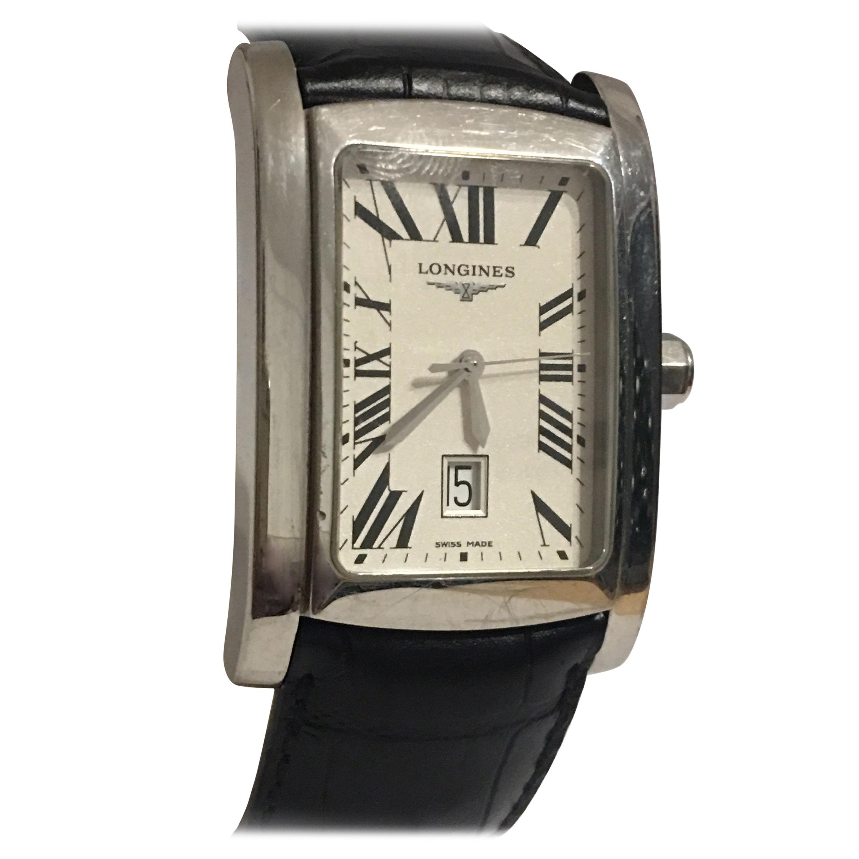 Longines Dolcevita Stainless Steel Men's Watch